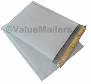 """#0 (Poly) DVD X-Wide 6.5x10"""" Bubble Mailers Envelopes 6x10 Bags 250 To 2000"""