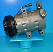 AC Compressor Fits Ford Focus Transit Connect (1 year Warranty) R97488