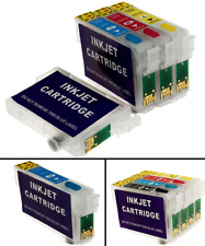 New 73N T0731N Refillable Ink Cartridge For Epson Stylus TX200 TX410