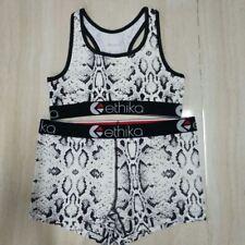 Ethika Women Sets bra and boy shorts
