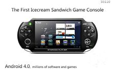 "JXD S5110 5"" Android 4.0  4GB Touch Screen Game Console with HDMI and TV-OUT"