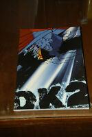 DARK KNIGHT 2 #2 DK2 FRANK MILLER BATMAN SUPER MAN VF+ DC UNIVERSE DARK KNIGHT