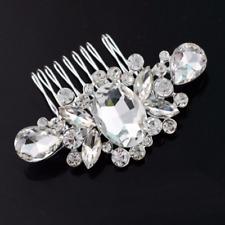 Art nouveau Bridal hair comb Wedding head piece Bridal head piece Crystal comb