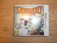 Rayman Origins (Nintendo 3DS) NEW Pal Free Shipping