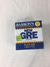 Barron's New GRE 2nd Edition