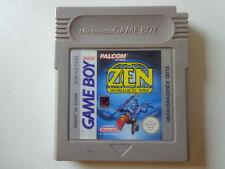 Gameboy Jeu-Zen intergalatic Ninja (PAL) (Module)