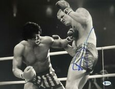 Dolph Lundgren signed autographed 11x14 Photo Drago Rocky IV Authenticated