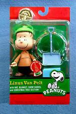 Linus Van Pelt Christmas Peanuts 5 Inch Figure Forever Fun Charlie Brown