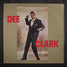 DEE CLARK: Dee Clark LP Sealed (Germany) Blues & R&B
