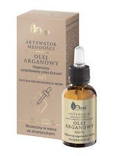 AVA Aktywator Młodości olej arganowy 100% Ecocert/ youth activator argan oil