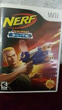 NERF N-Strike Elite Nintendo Wii  Tested Working