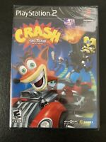 Crash Tag Team Racing PS2 Sony Playstation 2 Brand New Sealed Part Of Set Mint!