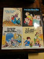 Lot of 4 For Better or Worse Comic Collections Lynn Johnston - The Last Straw +