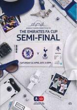 Away Teams S-Z Tottenham Hotspur Football FA Cup Fixture Programmes