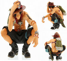 One Piece Prize King of Artist Portgas D Ace PVC Figure Figures Toy Doll Gift