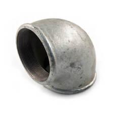 "NEW Iron Elbow 90° - 4"" F Galvanised UK SELLER, FREEPOST"