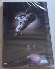 MICHAEL JACKSON Live at Wembley July 16,1988 SOUTH AFRICA Cat# DVEPC7174 NTSC