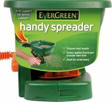 More details for grass seed feed spreader hand held spreader fertiliser lawn garden plants