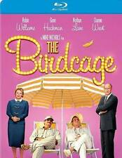 The Birdcage (Blu-ray Disc, WS, 2014) Robin Williams Gene Hackman NEW