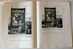 Bronco Billy (5 sheets) - 1980 Film Press Sheet   Clint Eastwood, Sondra Locke
