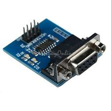 MAX3232 RS232 Serial Port to TTL Converter Module DB9 Connector With Cables
