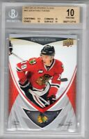 BGS 10 Pristine JONATHAN TOEWS 2007/08 Upper Deck ROOKIE CLASS BLACKHAWKS RARE!