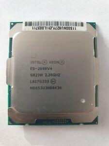 CPU Intel Xeon® Prozessor E5-2698V4  / SR2JW / 20 Core /  2.2GHz / 50MB Cache