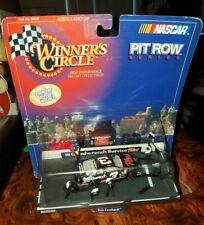 Nascar Winner's Circle PitRow Series #3 Dale Earnhardt GoodWrench Figure Playset