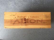 Vega Sicilia - Alion - Wooden Wine Box