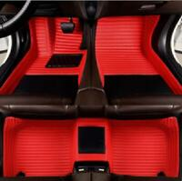 For Honda Accord 2004-2020 Waterproof Front Rear Liner Auto Luxury Car floor mat