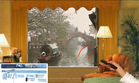 "200cm (79"") Remote Control Electric Curtain Tracks (Electric curtain tracks)"