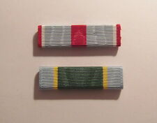 """U.S. Air Force Recognition & Small Arms Expert Marksman Ribbon Bar 3/8"""" Lot"""
