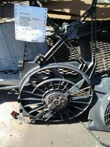 Radiator Fan Motor Fan Assembly Rear Engine Fits 00-05 SATURN L SERIES 130277