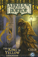Arkham Horror THE KING IN YELLOW Fantasy Flight Games SEALED NEW!!