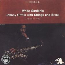 White Gardenia by Johnny Griffin (CD, 1995, Original Jazz Classics) NEW FREE S&H
