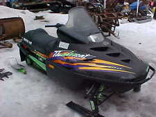 Arctic cat  1000 cc exhaust
