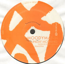 Moodymann ‎– Sunday Morning / Track Four - Planet E ‎– PE65239 - Usa 1998