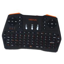 Russian Handheld Mini Wireless Keyboard w/ Backlight Multi-touch Pad Mouse