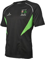Ireland Perfect Day Grand Slam 2018 Rugby Flux T - Shirt Sizes Y-Xxxl