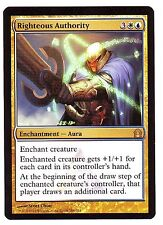 MTG Return to Ravnica Rare Righteous Authority, NM, NBP.