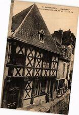 CPA   Montlucon - Grande-Rue -Maison remarquable des XV et XVI siécles (225214)
