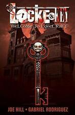Locke & Key Volume 1 Welcome to Lovecraft GN Joe Hill Rodriguez Netflix New NM