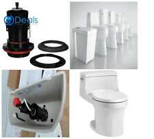 Genuine Kohler Replacement Parts Fix Flapper Flush Canister Valve Kit Toilet