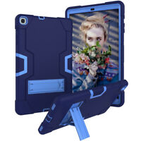 """For Samsung Galaxy Tab A 10.1"""" 2019 SM-T510 T515 Shockproof Rugged Hybrid Case"""