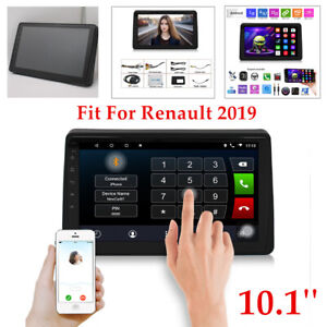 "10.1"" Android 10.1 GPS Navi Car Audio FM Radio MP5 Player Fit For Renault 2019"