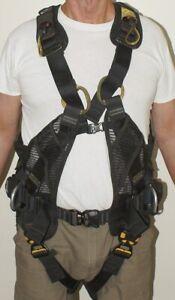 PETZL Volt International Version Harness WIND INDUSTRY  Size 2 for BIG & TALL