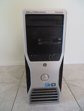 Dell Precision T5500 Intel Xeon 2X3.06 Ghz 12 CORE 1TB HDD, NVIDIA GT 730 L@@K!