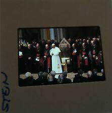 POPE JOHN PAUL II 1978-2005 Karol Józef Wojtyła Bishop of Kraków SAINT SLIDE 60