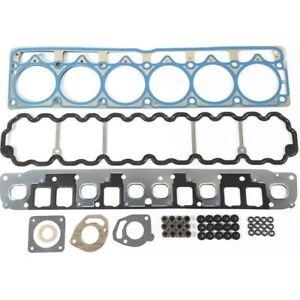 Omix-Ada 17441.14 Upper Engine Gasket Set 4.0L 99-06 Jeep Wrangler TJ Models