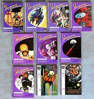 10 Zauberkreis Science Fiction diverse Romanhefte/Sammelbände Sammelband #1-736